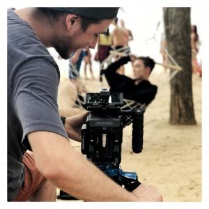 Kamera rollt – und Action!