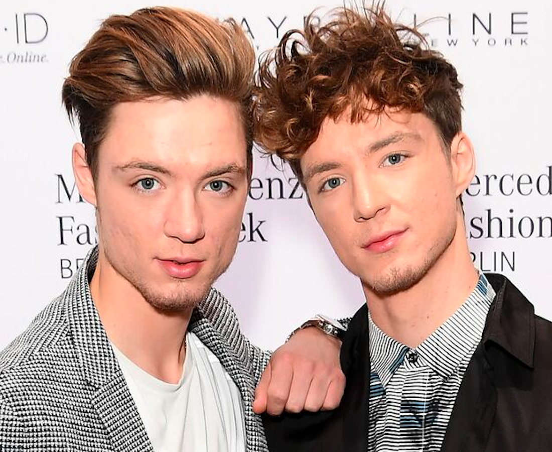 Die Lochis x Mercedes Benz Fashion Week